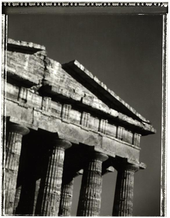Paestum - Campania, ItalyArchival Pigment Print40{quote}x30{quote} Edition of 10 • 24{quote}x20{quote} Edition of 25