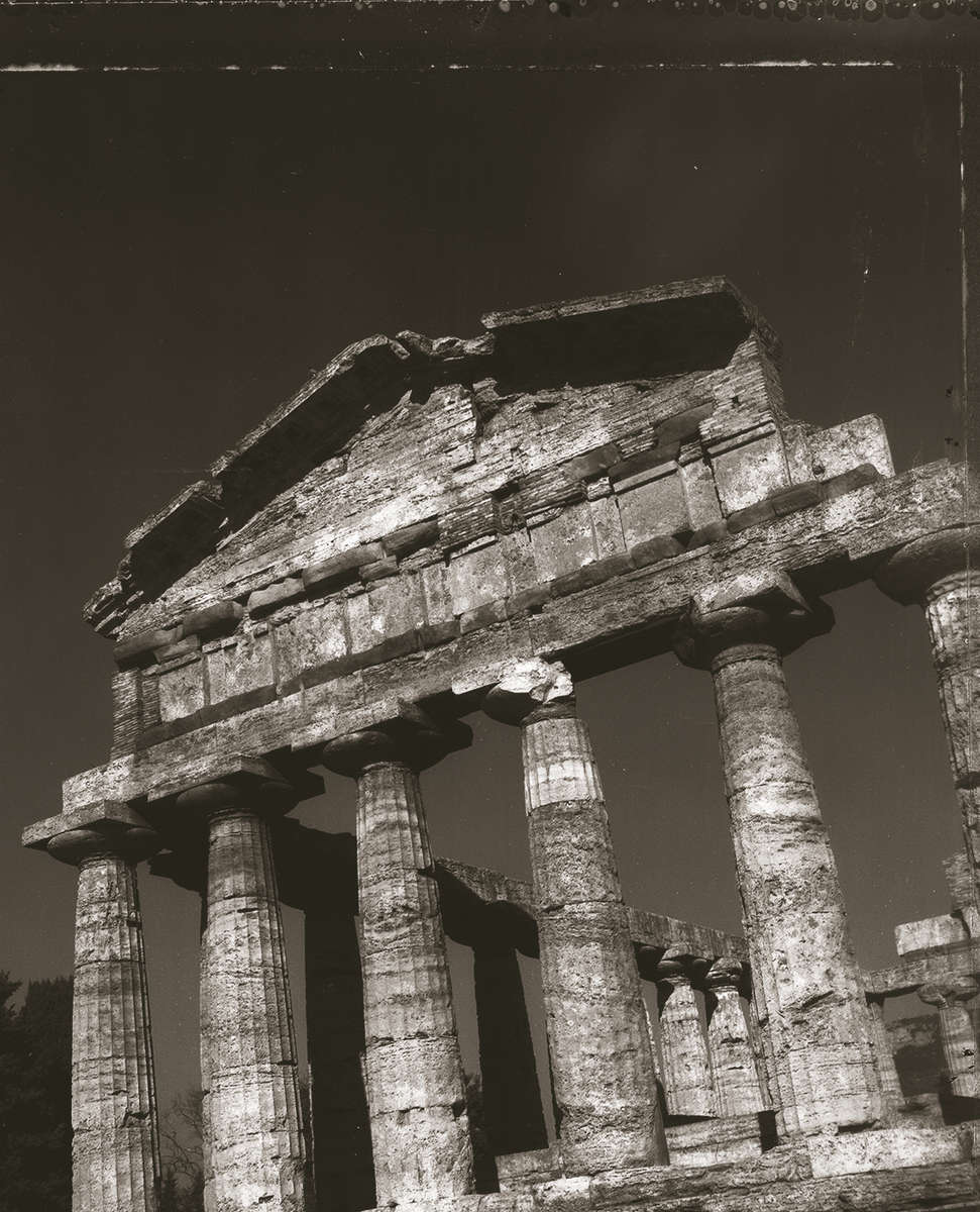 Temple to Athena - Paestum - Campania, ItalyArchival Pigment Print40{quote}x30{quote} Edition of 10 • 24{quote}x20{quote} Edition of 25