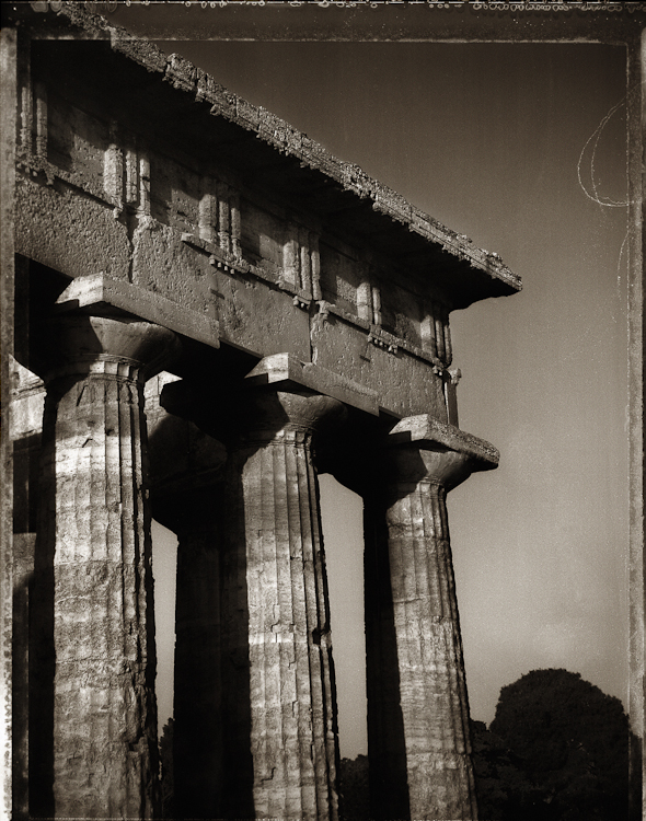 Paestum - Campania, ItalyArchival Pigment Print40{quote}x30{quote} Edition of 10 • 24{quote}x20{quote} Edition of 25