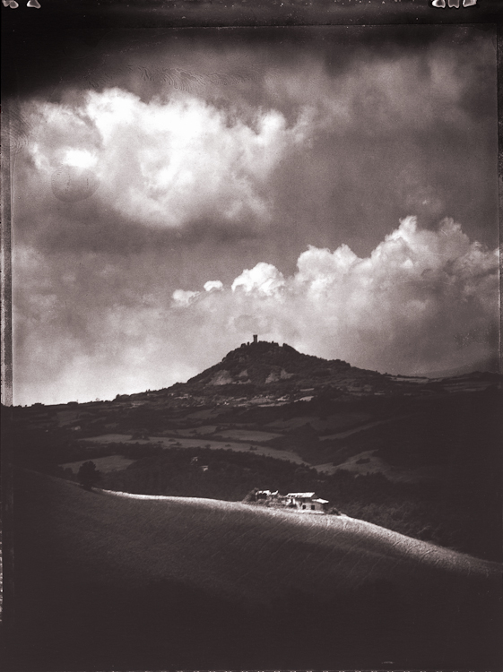 Radicofani - Tuscany, ItalyArchival Pigment Print40{quote}x30{quote} Edition of 10 • 24{quote}x20{quote} Edition of 25