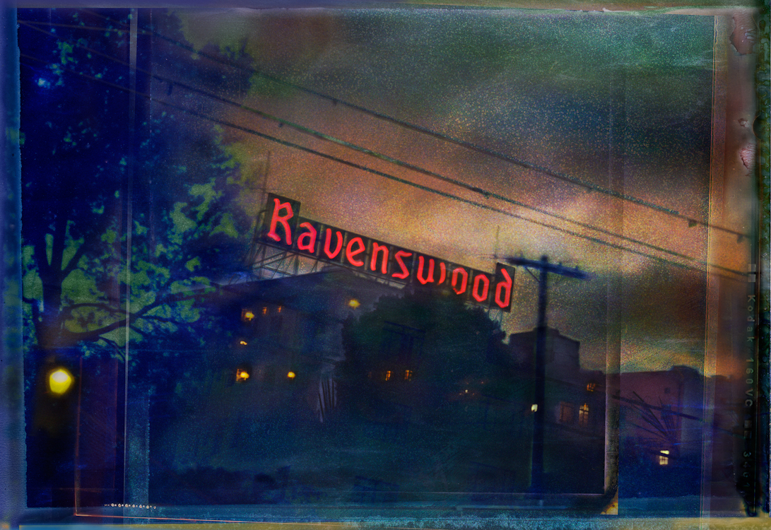 The Ravenswood - Los AngelesArchival Pigment Print40{quote}x30{quote} Edition of 10 • 24{quote}x20{quote} Edition of 25