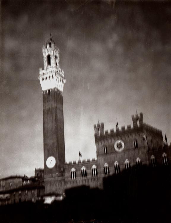 Siena Tower - Siena, ItalyArchival Pigment Print40{quote}x30{quote} Edition of 10 • 24{quote}x20{quote} Edition of 25