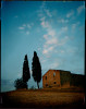 Tuscan Farm -  Tuscany, ItalyArchival Pigment Print40{quote}x30{quote} Edition of 10 • 24{quote}x20{quote} Edition of 25