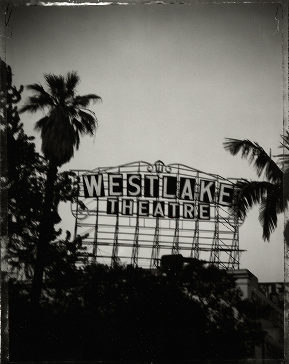 Westlake Theatre - Los AngelesArchival Pigment Print40{quote}x30{quote} Edition of 10 • 24{quote}x20{quote} Edition of 25
