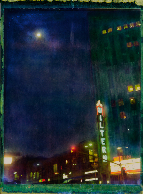 The Wiltern Theatre - Los AngelesArchival Pigment Print40{quote}x30{quote} Edition of 10 • 24{quote}x20{quote} Edition of 25
