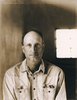Bruce Nauman photographed for {quote}The Art of Light and Space,{quote} Abbeville Press- 1993
