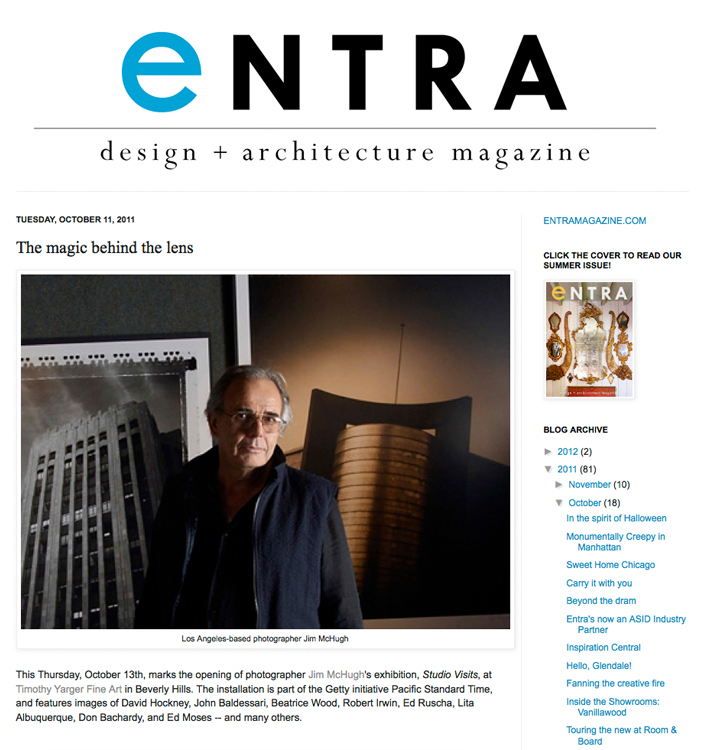 Entra Magazine | The Magic Behind the Lens(download PDF)