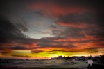 Sunrise_over_St_Andrews