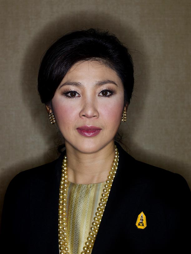 Yingluck Shinawatra, former Prime Minister of Thailand