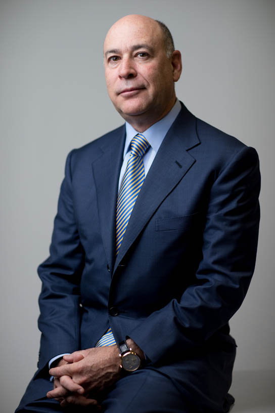 Robert Kapito, president of BlackRock Inc.