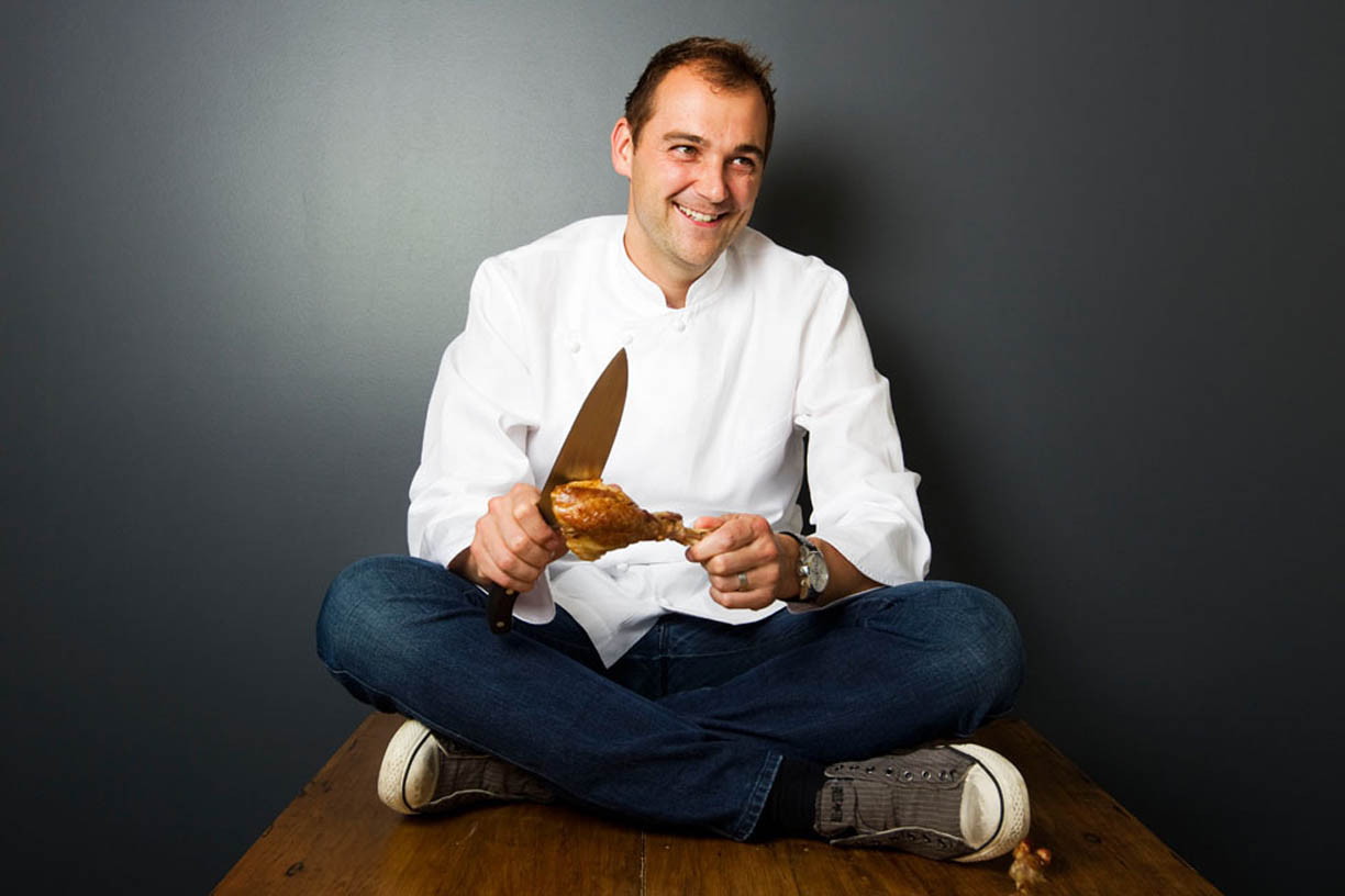 Daniel Humm, Chef of Eleven Madison Park and NoMad