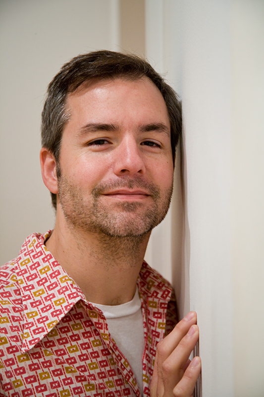 Brad Thomas - Curator