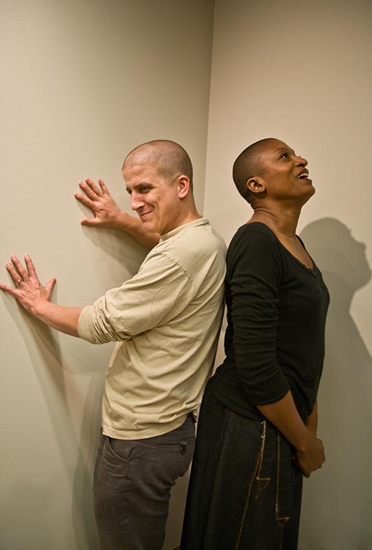 Brad McCallum & Jacqueline Terry