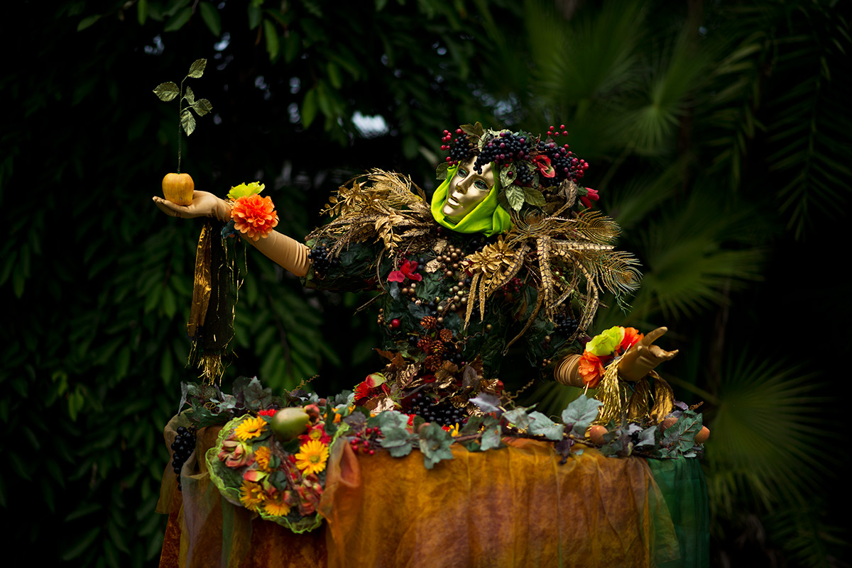 Fairy Tale Fantasy Living Table