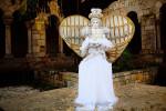 Classic White Angel