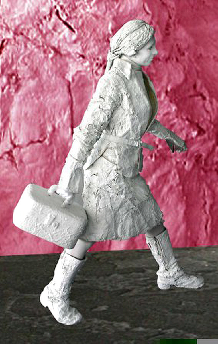 Plaster Lady