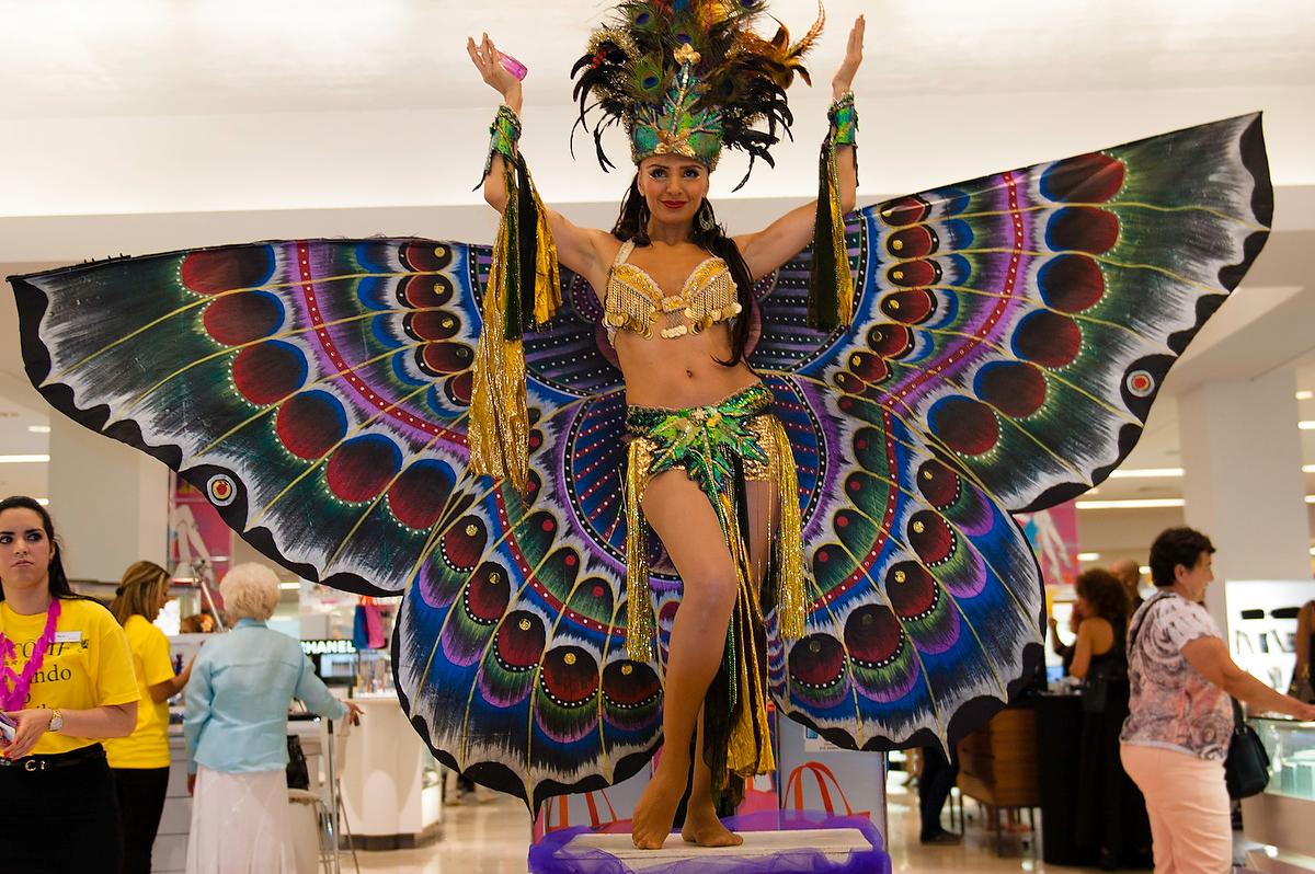 Brazilian Butterfly