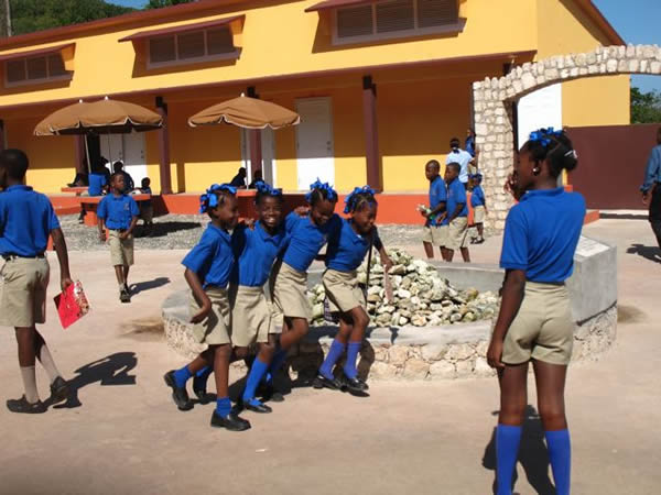 Ecole Nouvelle Royal Caribbean*Labadee, Cap HaitianFounded: October 2010Grades: Kindergarten - 9th GradeEnrolled: 330 students
