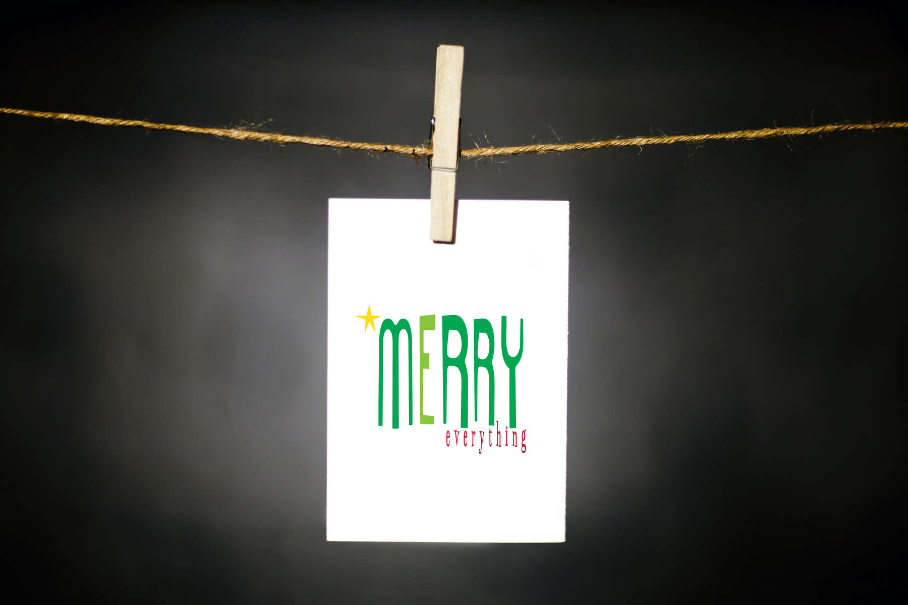 pURCHASE hEREmerry everything.... to everyone.  a great holiday card for every person you know.each card:is printed on 100# recycled + responsibly-sourced paper //measures 3.5{quote} x 5{quote} //is accompanied by a recycled kraft paper 4-bar envelope // professionally printed //individually packaged in sealed cellophane sleeve //crafted + printed in colorado, usa.