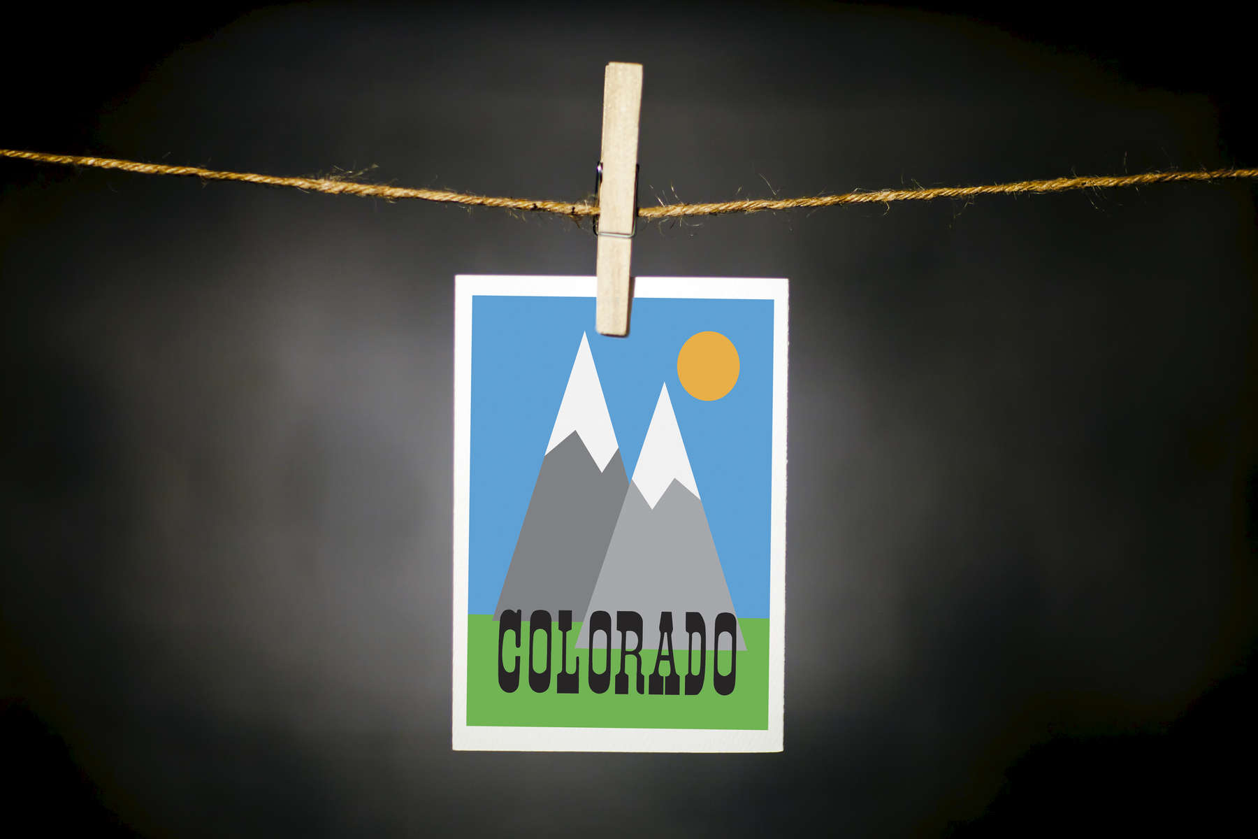 pURCHASE hEREcolorado... what's not to love?!  whether you're a native, a transplant,  or a lover of all things nature, i think we can all agree that this place is pretty darn magical. each card:is printed on 100# recycled + responsibly-sourced paper //measures 3.5{quote} x 5{quote} //is accompanied by a recycled kraft paper 4-bar envelope // professionally printed //individually packaged in sealed cellophane sleeve //crafted + printed in colorado, usa.