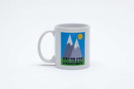 sorry... this little gem is currently unavailable.colorado... what's not to love?!can you think of a better way to start your day off than with this cheery little mug?  let's face it, your morning cup of joe would taste a million times better in an original doodlegirl designs' beverage vessel.  and if, by chance, you are not into coffee, this one works just as well for tea or water or even whiskey (although we don't condone morning boozing, unless it's a very special occasion!).so, why not pick one up for yourself (and for a friend) today?!dishwasher + microwave safe.