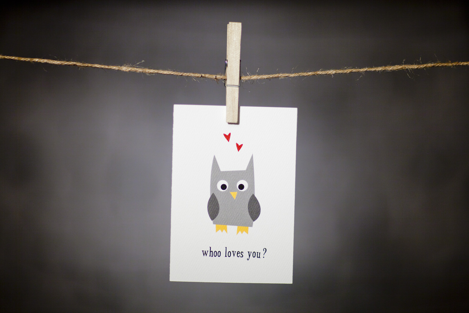 pURCHASE hEREtHIS sWEET LiTTLE oWL iS tHE pERFECT wAY tO sEND sOME LoVE tO sOMEONE sPECIAL. wHILE tHE oUTSIDE rEADS: {quote}hoo loves you?,{quote} tHE iNSIDE hAS bEEN LeFT bLANK fOR yOUR oWN hEARTFELT sENTIMENTS.eACH cARD iS pRINTED oN 100# sUNDANCE aRT pAPER wITH fELT fINISH. eACH oNE mEASURES 3.5{quote} x 5{quote} aND iS aCCOMPANIED bY a cOORDINATING rECYCLED kRAFT pAPER 4 bAR eNVELOPE. dOODLEgIRL cARDS aRE pROFESSIONALLY pRINTED + iNDIVIDUALLY pACKAGED iN cELLOPHANE wRAPS tO kEEP tHEM pRISTINE uNTIL yOU aRE rEADY tO sHARE tHEM wITH tHE wORLD.cRAFTED + pRINTED iN bOULDER, cOLORADO, uSA.