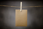 eACH cARD iS aCCOMPANIED bY a cOORDINATING 100% rECYCLED kRAFT pAPER 4 bAR eNVELOPE.