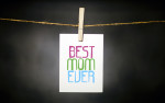pURCHASE hEREdO yOU kNOW tHE bEST mOM eVER? iF yOU sHOULD bE sO LuCKY, yOU sHOULD rEALLY sEND tHIS cARD hER wAY. tHESE tHREE sIMPLE wORDS aRE sURE tO pUT a sMILE oN hER pRETTY LiTTLE fACE.eACH cARD iS pRINTED oN rECYCLED 100# sUNDANCE aRT pAPER wITH fELT fINISH. eACH oNE mEASURES 3.5{quote} x 5{quote} aND iS aCCOMPANIED bY a cOORDINATING 100% rECYCLED kRAFT pAPER 4 bAR eNVELOPE. dOODLEgIRL cARDS aRE iNDIVIDUALLY pACKAGED iN cELLOPHANE wRAPS tO kEEP tHEM pRISTINE uNTIL yOU aRE rEADY tO sHARE tHEM wITH tHE wORLD.cRAFTED + pRINTED iN bOULDER, cOLORADO, uSA.