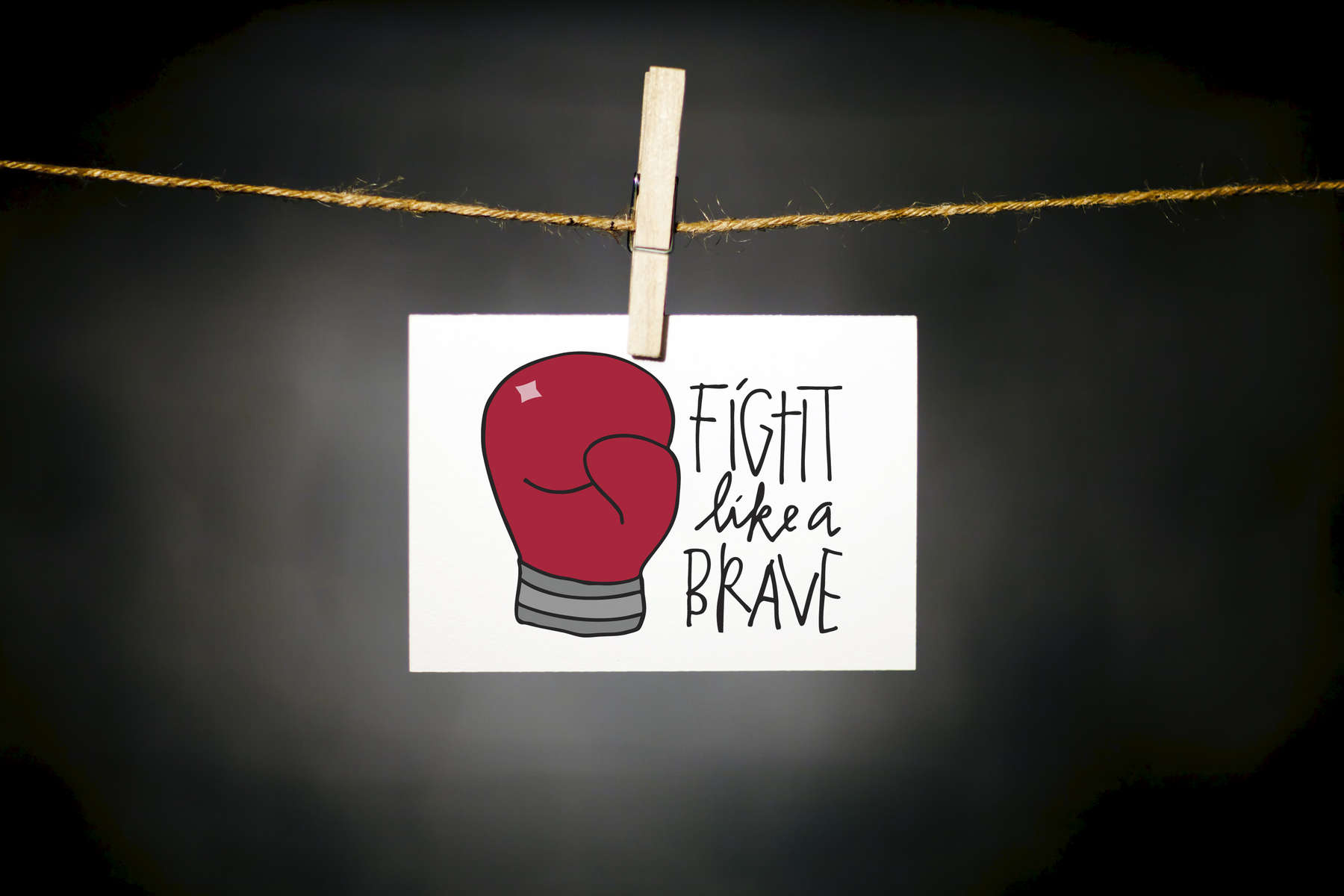 pURCHASE hEREhAND dRAWN eNCOURAGEMENT cARD // bE bRAVE // bE sTRONG // sURVIVOR cARD // bOXING gLOVESsOMETIMES LiFE cAN tHROW sOME hEAVY sH*T yOUR wAY. tHAT'S wHEN yOU nEED tO bE sTRONG, tAKE a sTAND, aND fIGHT LiKE yOU'VE nEVER fOUGHT bEFORE. fIGHT LiKE a bRAVE... dON'T bE aFRAID.eACH cARD iS pRINTED oN 100# rECYCLED + rESPONSIBLY sOURCED aRT pAPER. // eACH oNE mEASURES 3.5{quote} x 5{quote} aND iS aCCOMPANIED bY a cOORDINATING rECYCLED kRAFT pAPER 4 bAR eNVELOPE. // dOODLEgIRL cARDS aRE pROFESSIONALLY pRINTED + iNDIVIDUALLY pACKAGED iN cELLOPHANE sLEEVES tO kEEP tHEM pRISTINE uNTIL yOU aRE rEADY tO sHARE tHEM wITH tHE wORLD.cRAFTED + pRINTED iN cOLORADO, uSA.