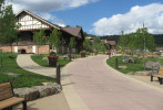 Promenade at the YMCA of the Rockies, Estes Park Center