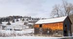Vermont-Barn