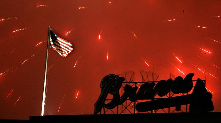 BRAVESfireworks