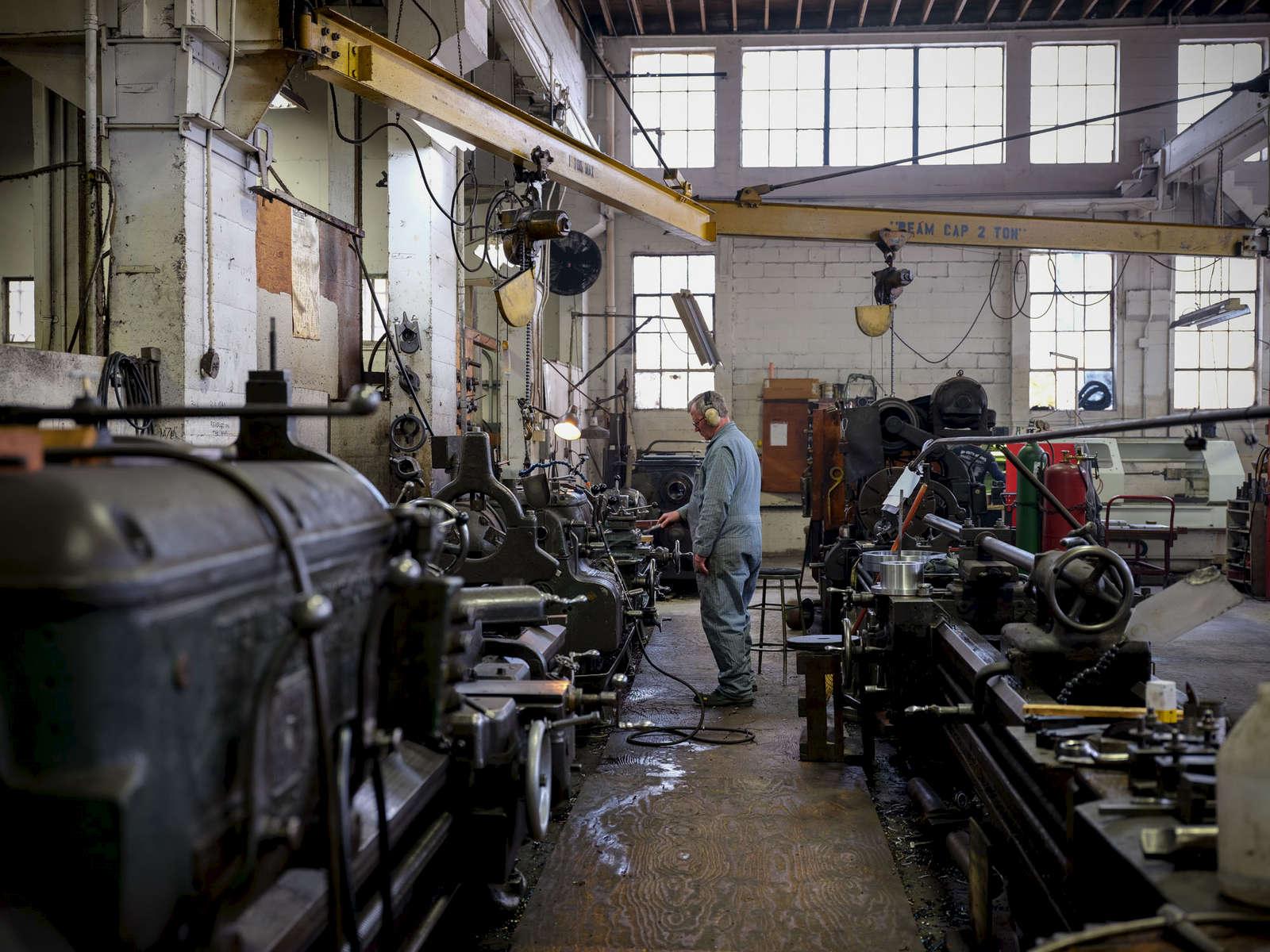 Premier Gear and Machine Works