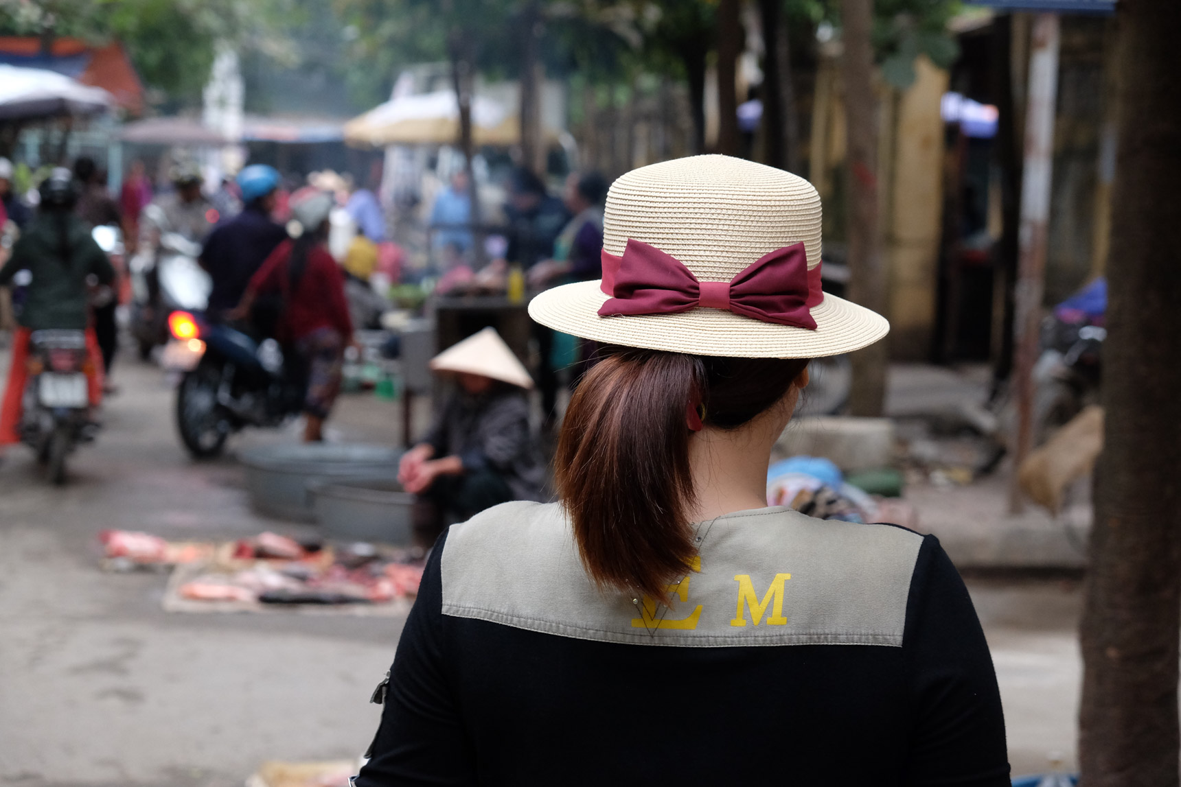 Street Fashion, Le Duan