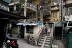 Courtyard, Nghĩa Tân, Cầu Giấy District
