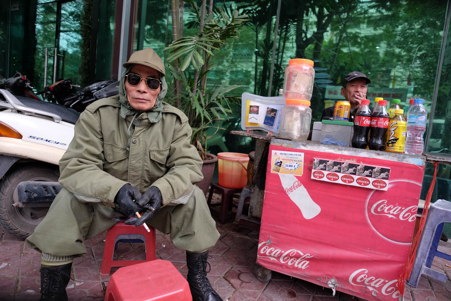 Tea Vendor, Cầu Giấy District