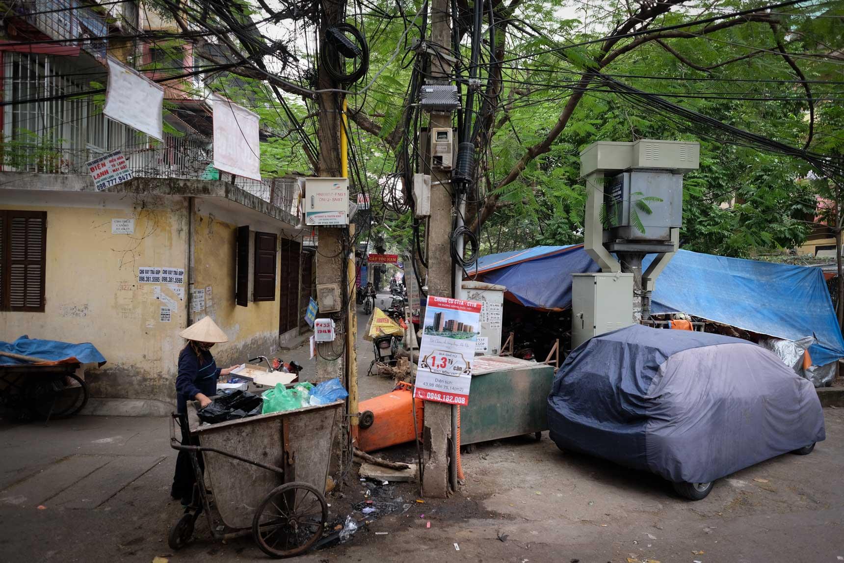 Recycling, Công, Ba Đình District
