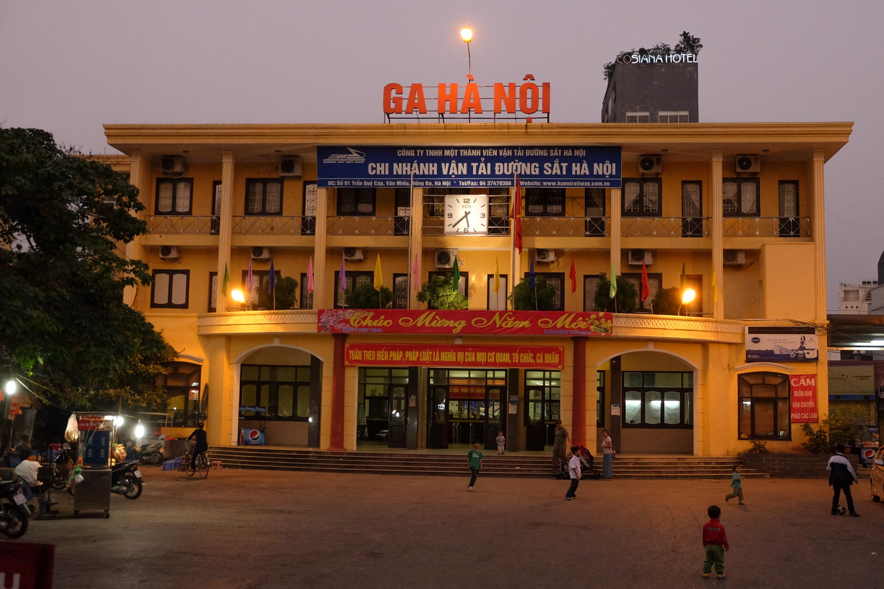 Hanoi Train Station