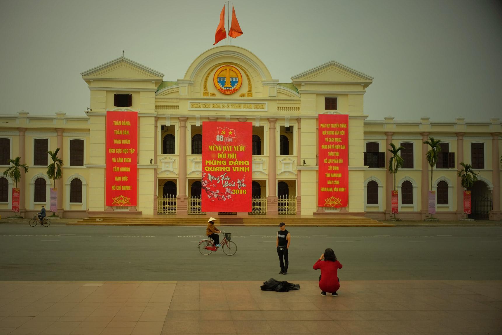 Nam Dinh Opera House