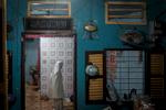 Muslim Girl, Châu Đốc, Mekong Delta