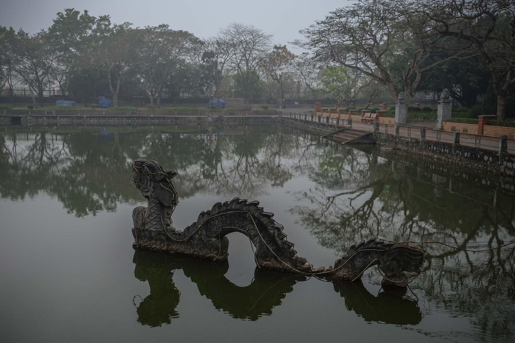 Lake, Ninh Binh