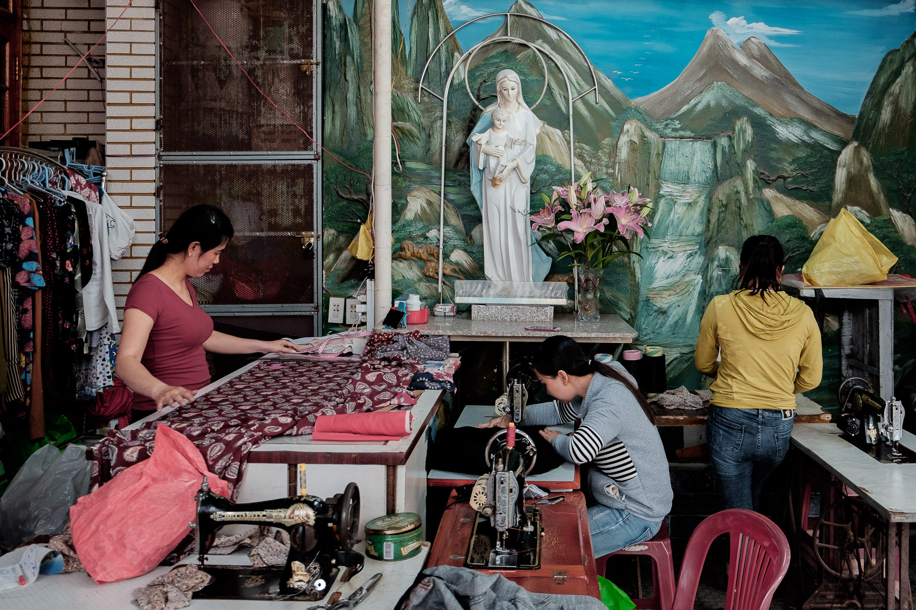 Phan Thiet, South Central Vietnam