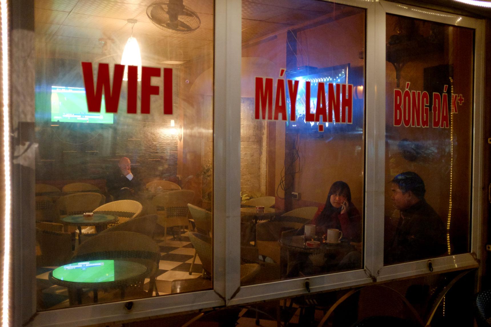 Cafe, Nghĩa Tân, Cầu Giấy District