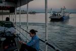 Ferry, Tân Châu, Mekong Delta