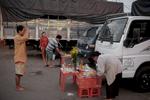 Praying for good luck, Bến Tre, Mekong Delta
