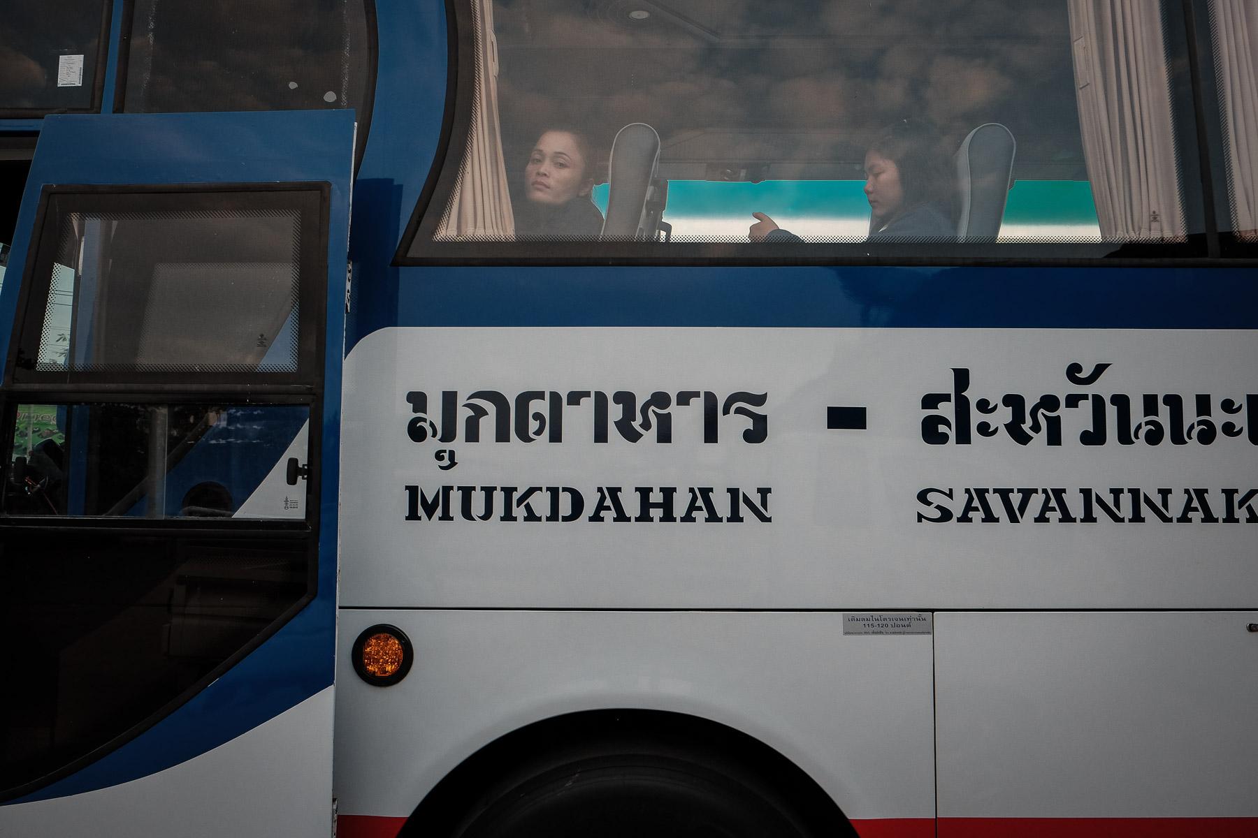Bus to Thailand, Thakhek
