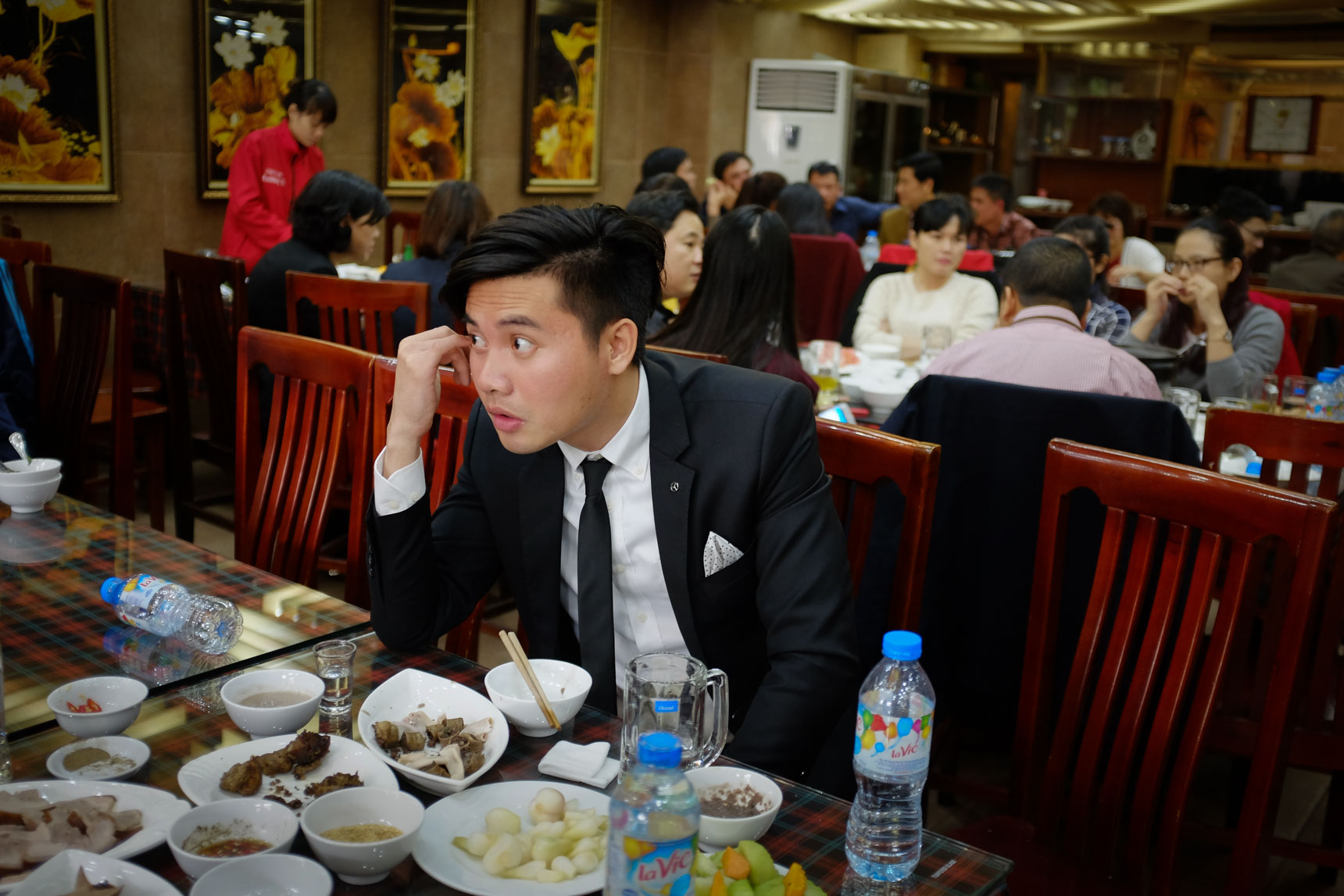 Business Lunch, Cầu Giấy District