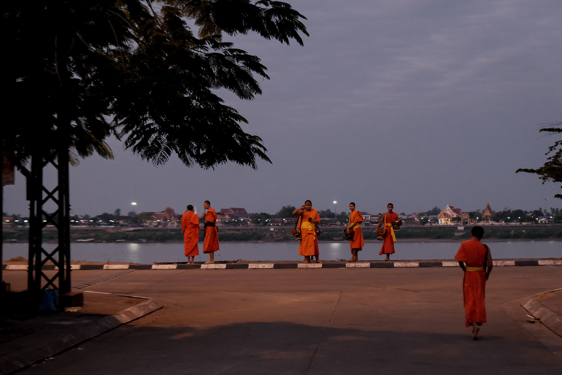 Mekong River, Thakhek