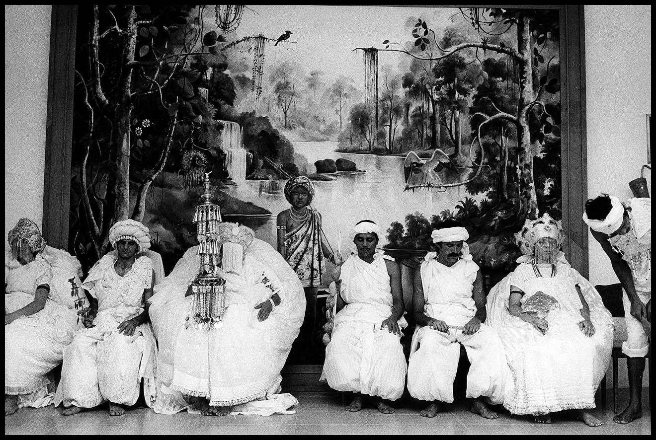 Macumba Ceremony, Rio de Janiero, Brazil