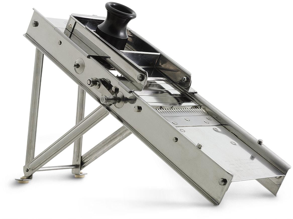 stainless steel kitchen mandolinchicago product photographer